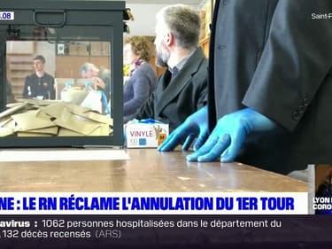 Coronavirus: le RN dépose un recours pour faire annuler le premier tour à Lyon des élections municipales
