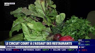 Impact : Le circuit court à l'assaut des restaurants, par Cyrielle Hariel - 27/09