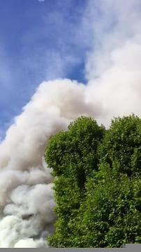 Incendie à Levallois-Perret - Témoins BFMTV