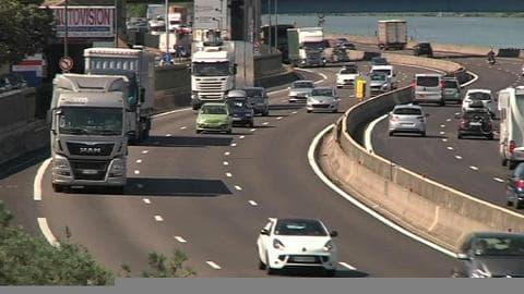 Royal autorise des portions d'autoroute à 90 kilomètres heure