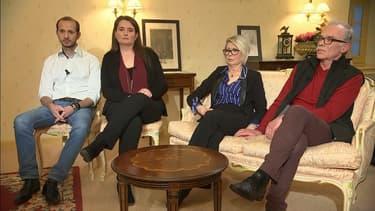 La famille d'Alexia Daval témoigne sur BFMTV ce lundi