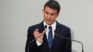 Manuel Valls veut simplifier le compte pénibilité.
