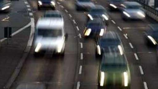 Forte baisse de la mortalité sur les routes en juillet