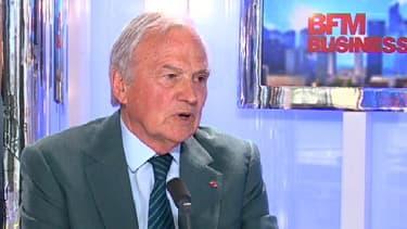 Claude Bébéa, président d'honneur du groupe Axa et président de l'Institut Montaigne, était l'invité d'Hedwige Chevrillon ce mardi 28 mai