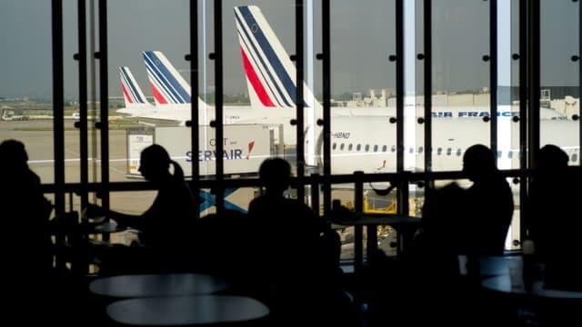 Vinci prévoit zéro émission nette de carbone, a l'aéroport de Lyon, dès 2026.