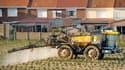 L'utilisation des pesticides a progressé de 5% entre 2009 et 2013