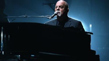 Billy Joel au Madison Square Garden de New York en 2017