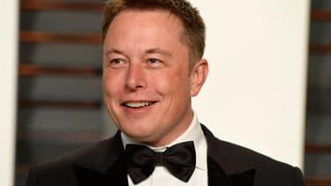 La fortune d'Elon Musk est évaluée à 12,5 milliards de dollars.