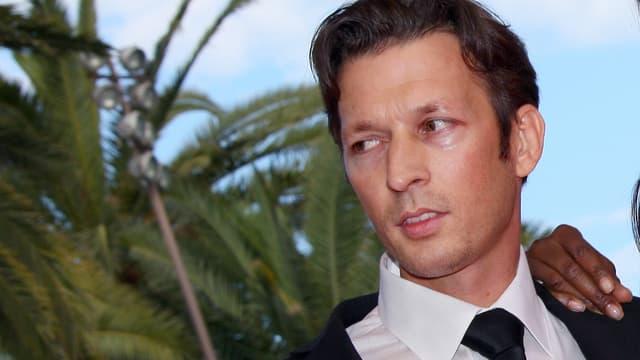 """Christophe Rocancourt, surnommé """"l'escroc des stars"""", à Cannes, le 21 mai 2008."""