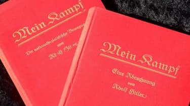 """Mein Kampf"" sera publié en 2020 en France"