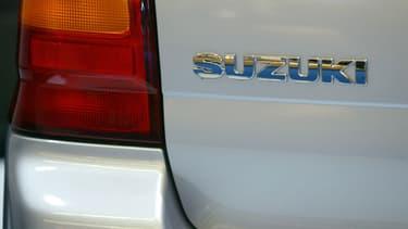 Suzuki aurait triché.