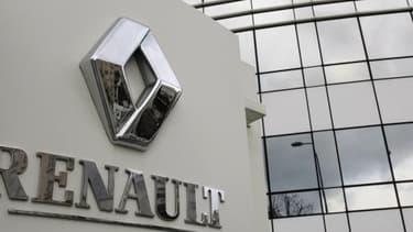 Renault compte redémarrer son activité en Iran.