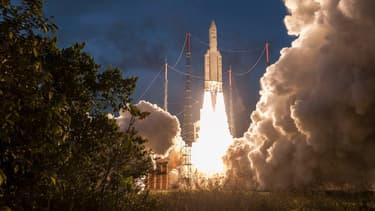 Il s'agit du quatrième succès pour Arianespace