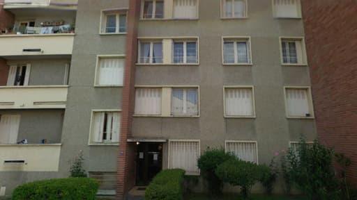 L'immeuble de Mohamed Merah