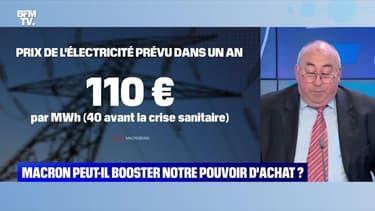 Macron peut-il booster notre pouvoir d'achat? - 20/09
