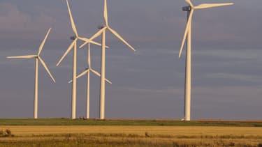 Un incendie criminel a détruit une éolienne dans la nuit de jeudi à vendredi -