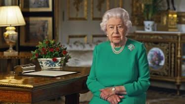 La reine d'Angleterre, Elizabeth II