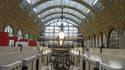 """Les deux adultes et leur enfant de 12 ans ont été priés de quitter le musée d'Orsay à cause de leur """"odeur""""."""
