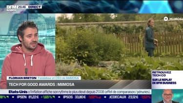 Tech for Good Awards: MiiMOSA est le premier site de financement participatif de l'agriculture et de l'alimentation - 11/05