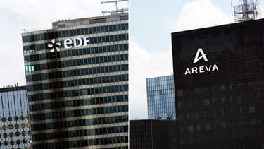 EDF et Areva pourrait être à l'origine d'une importante réorganisation de la filière nucléaire