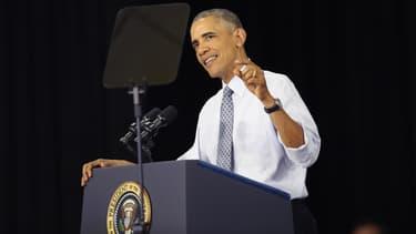 Barack Obama, le 1er juin 2016.