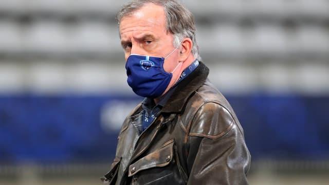 Pierre Ferracci, président du Paris FC