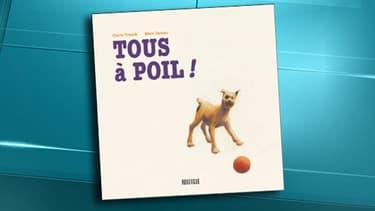 """La couverture du livre """"Tous à poil"""", fustigé par le président de l'UMP Jean-François Copé."""