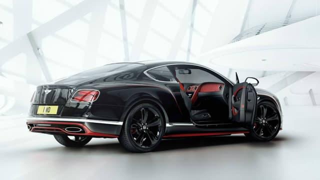 Achtung! Bentley a été racheté par Brabus. Evidemment, on plaisante, mais la patte Mulliner fait penser aux modèles de l'allemand.
