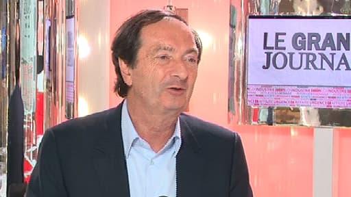 Michel-Edouard Leclerc envisage prudemment l'année 2013.