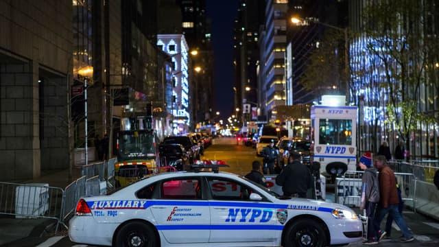 Les actes racistes ont augmenté à New York. Pour le maire de la ville, cette hausse s'explique par l'élection de Donald Trump. (Photo d'illustration)