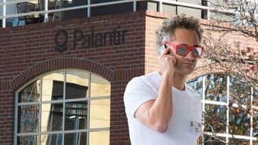 Le Pdg de Palantir Alex Karp a fait débloquer 225 millions de dollars pour s'assurer du silence de ses salariés.