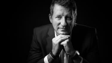 Yannick Jadot est candidat à l'élection présidentielle.
