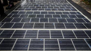La route solaire Wattway va être déployée à Boulogne-Billancourt. (image d'illustration)