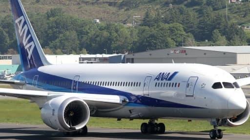 Le Boeing 787 est toujours cloué au sol