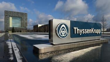 Thyssenkrupp scinde ses activités
