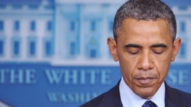 Barack Obama est exaspéré par le shutdown en cours aux Etats-Unis.