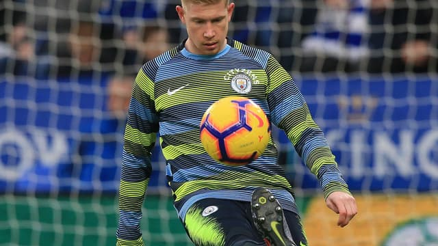 Kévin De Bruyne (Manchester City)