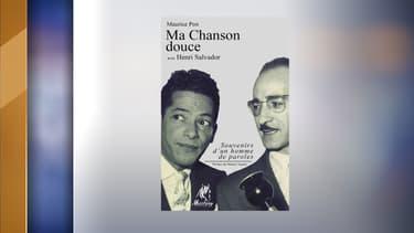 """""""Ma chanson douce avec Henri Salvador"""", livre de Maurice Pon paru en septembre 2012"""