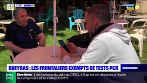 Queyras: les frontaliers sont exemptés de tests PCR