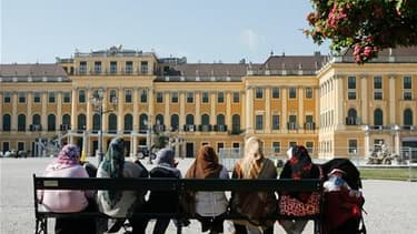 Le château Schönbrunn, à Vienne. La capitale autrichienne conserve la tête du classement des villes offrant la meilleure qualité de vie, selon le palmarès établi par le cabinet de consultants en management Mercer qui montre aussi que les cités d'Europe de