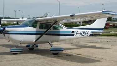Un appareil Cessna.