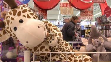 14 millions de Français sont attendus dans les magasins samedi  21 décembre 2013