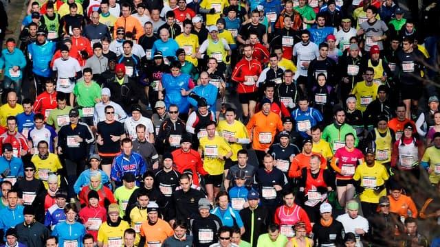« Pas d'affolement » pour le Marathon de Londres