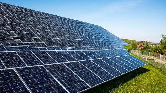 La puissance de la centrale photovoltaïque de Reno, située dans le Nevada va passer de 329 à 529 mégawatts. (image d'illustration)