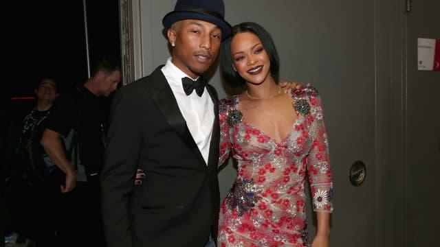 Pharrell et Rihanna