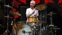 Charlie Watts le batteur des Rolling Stones en 2016