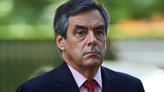 François Fillon, le 18 juin 2015
