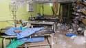 Hôpital attaqué à Khan Cheikhoun.