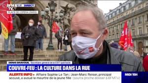 Covid-19: la culture manifeste à Paris pour une reprise de l'activité