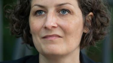 Jeanne Barseghian le 4 juillet 2020 à Strasbourg